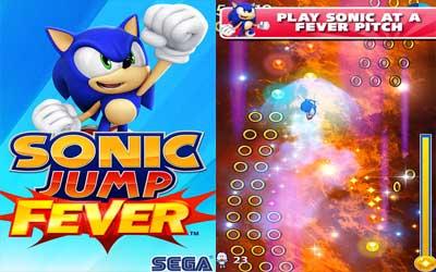 Sonic Jump Fever Screenshot 1