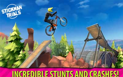 Stickman Trials Screenshot 1