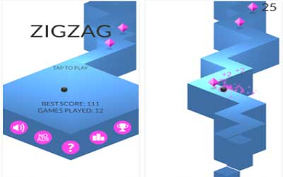 ZigZag Screenshot 1