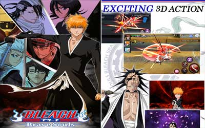 BLEACH Brave Souls Screenshot 1