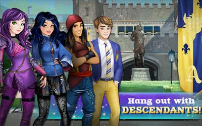 Descendants Screenshot 1