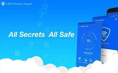 LEO Privacy Guard Screenshot 1