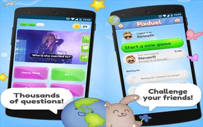Pixduel Screenshot 1