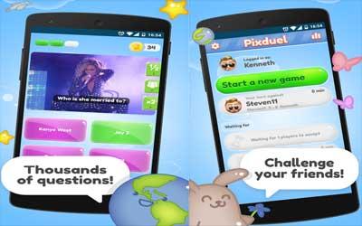 Pixduel Screenshot 1