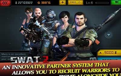SWAT 2 Screenshot 1