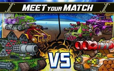 Super Battle Tactics Screenshot 1