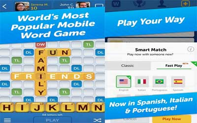 Words With Friends Screenshot 1
