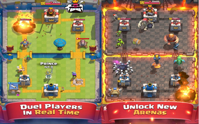 Clash Royale Screenshot 1