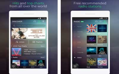 JOOX Music Screenshot 1