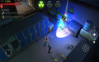 Xenowerk Screenshot 1