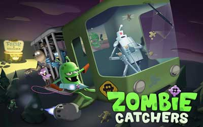 Zombie Catchers Screenshot 1