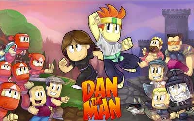 Dan The Man Screenshot 1