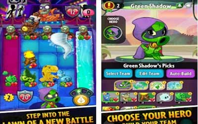 Plants vs. Zombies™ Heroes Screenshot 1