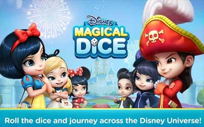 Disney Magical Dice Screenshot 1