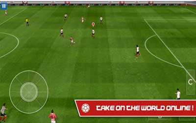Dream League Soccer 2016 Screenshot 1