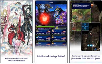 final fantasy brave exvius download