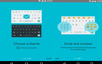 Google Keyboard Screenshot 1