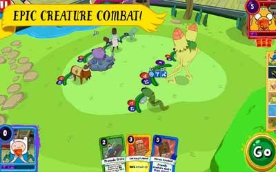 Card Wars Kingdom Screenshot 1