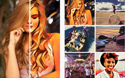 Prisma – Art Photo Editor Screenshot 1