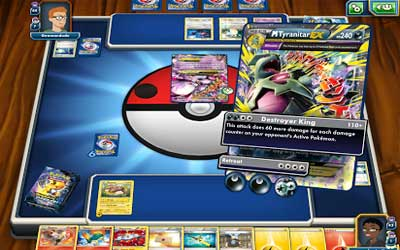 Pokemon TCG Online Screenshot 1