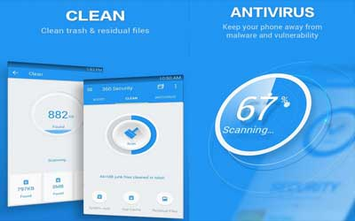 360 Security – Antivirus Boost Screenshot 1