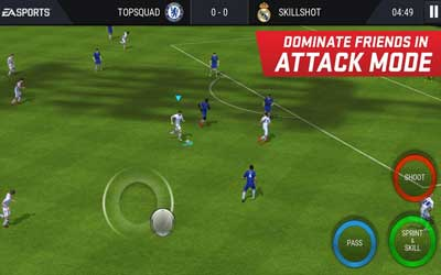 FIFA Mobile Soccer Screenshot 1