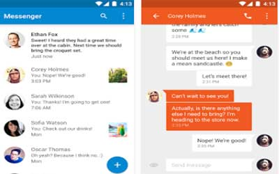 messenger apk free download for jelly bean